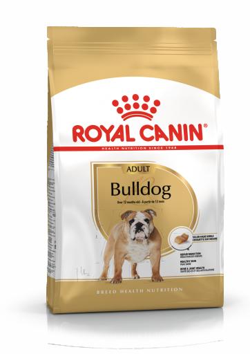 Bulldog Adult Pienso para Perro Adulto de Raza