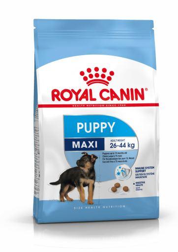 Maxi Puppy Pienso para Cachorros de Razas Tamaño Grande
