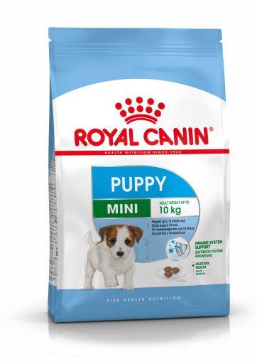 Mini Puppy Pienso para Cachorros de Razas Tamaño Pequeña