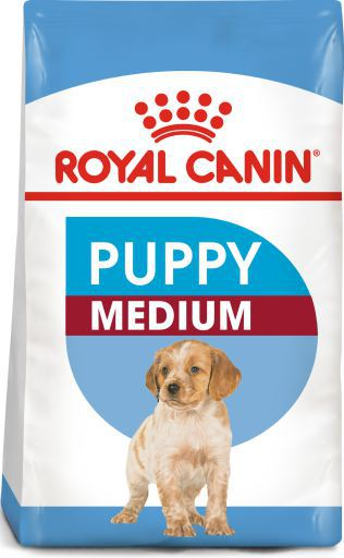 Medium Puppy Pienso para Cachorros de Razas Tamaño Mediana