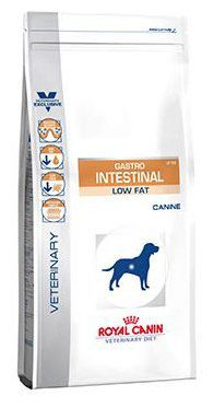 VD Canine Gastro Intestinal Low Fat