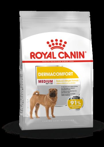 Medium Dermacomfort Care Pienso Perro Adulto Mediano Piel Sensible