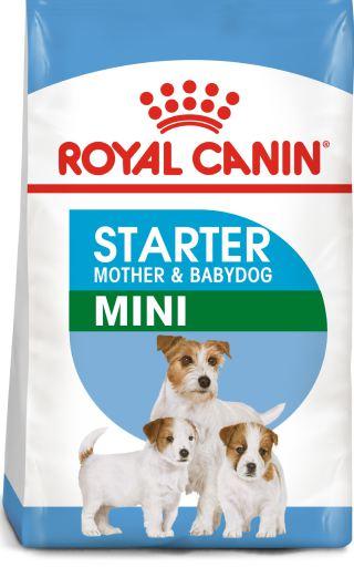Mini Starter Pienso para Cachorros yMadres Lactantes Tamaño Pequeño