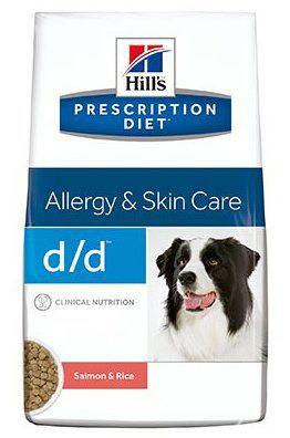 PD Canine d/d (Salmón y arroz)