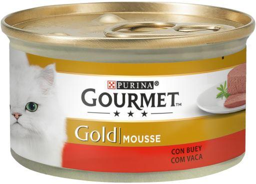 Gold Mousse de Buey