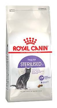 Sterilised 37 Pienso para Gato Adulto Esterilizado