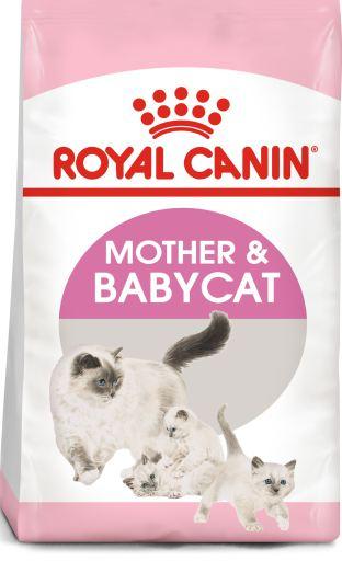 Mother & Babycat Pienso para Gatitos y Gatas Lactantes
