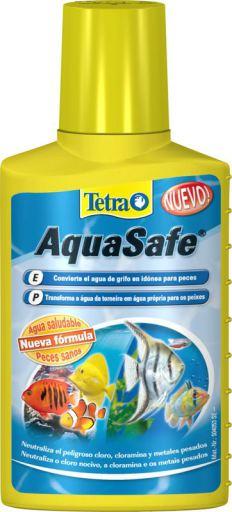 AquaSafe Acondicionador para Agua de Acuarios