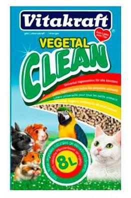 Lecho Higiénico Vegetal Clean