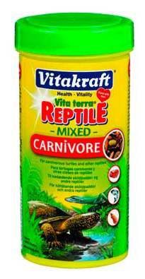 Reptile Mixed Carnívoros