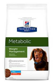 Hill's PD Canine Metabolic Mini
