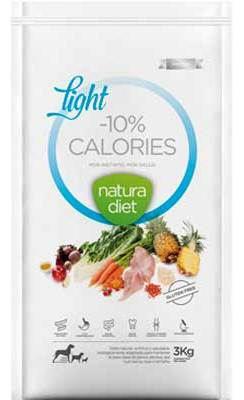 Light -10% Calorías
