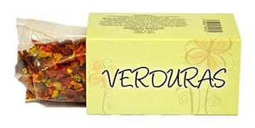 Snack Kraquis Verdura