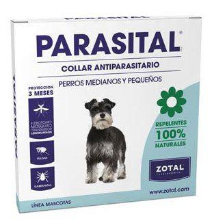 Parasital Collar antiparasitario Perros pequeños y medianos