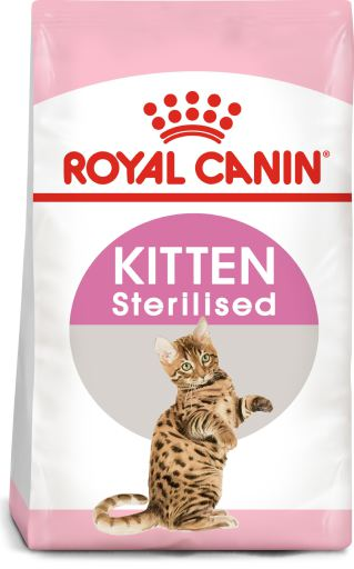 Kitten Sterilised Pienso para Gatitos Esterilizados