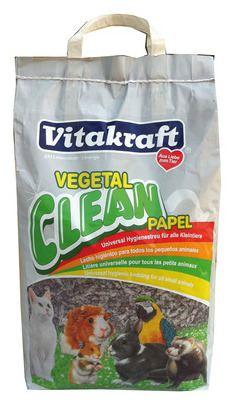 Vegetal Clean Papel