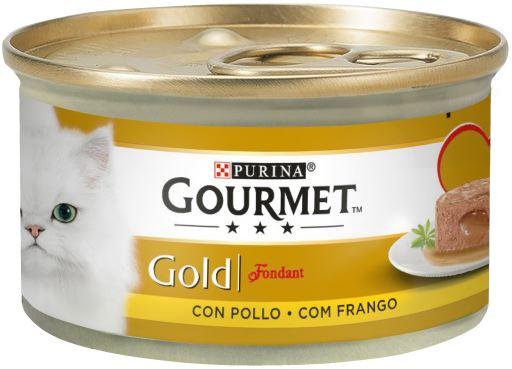 Gold Fondant de Pollo