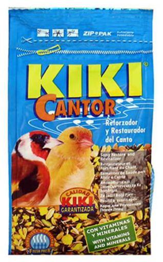 Reforzador y Restaurador del Canto para Canarios