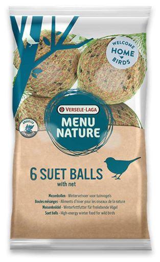 Bolas de Grasa para Pájaros Silvestres