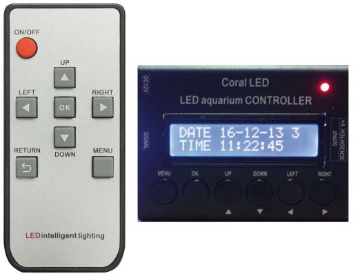 Pantalla Coral Led 3Can 63W 3 Kg Ica