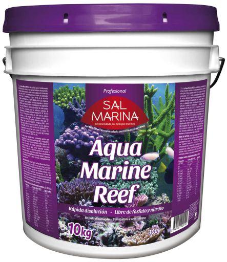 Sal Reef Cubo 10.71 kg Aqua Marine