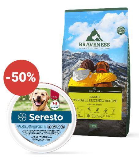 + Traveness Grain Free Lamb Hypoallergenic Recipe 12 Kg