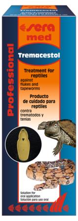 Med Professional Tremacestol para Trematodos y Tenias