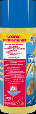 PH/KH-minus Reduce Valores