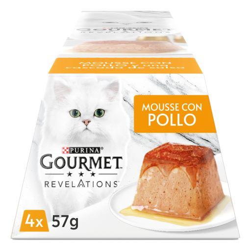 Revelations Mousse con Pollo
