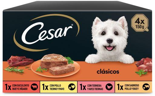 Comida Húmeda para Perros Multipack Selección de Clásicos en Paté